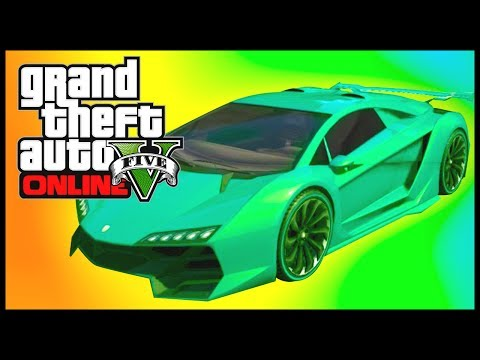 "GTA 5 Online: BEST Paint Jobs - GTA 5 ""Neptune Green"" ""Midnight Pink"" & More! (GTA V Online)"