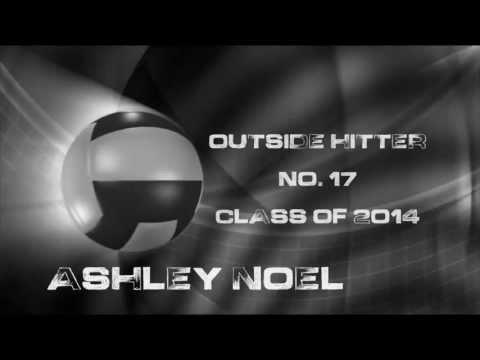 Ashley Noel #17 Outside Hitter - Manheim Township High School