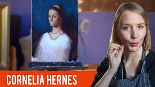 How to Paint a Color Study for a Portrait with Cornelia Hernes