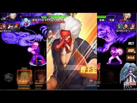 Quyền vương 98:Test Mr Karate dồn dame trong võ đài cùng 1 số đội hình vs Mr.Karate II và Robert 2k2