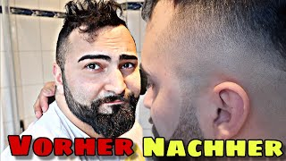 HAARE + BART in 15 min FRESH MACHEN 😍 | Tutorial | NO FAKE !!!
