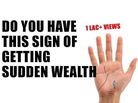 PALMISTRY - WEALTH/ MONEY LINES