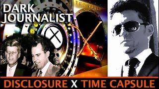 DARK JOURNALIST X-SERIES XXXIV: UFO DISCLOSURE X TIME CAPSULE & GEORGIA GUIDESTONES REVEALED!