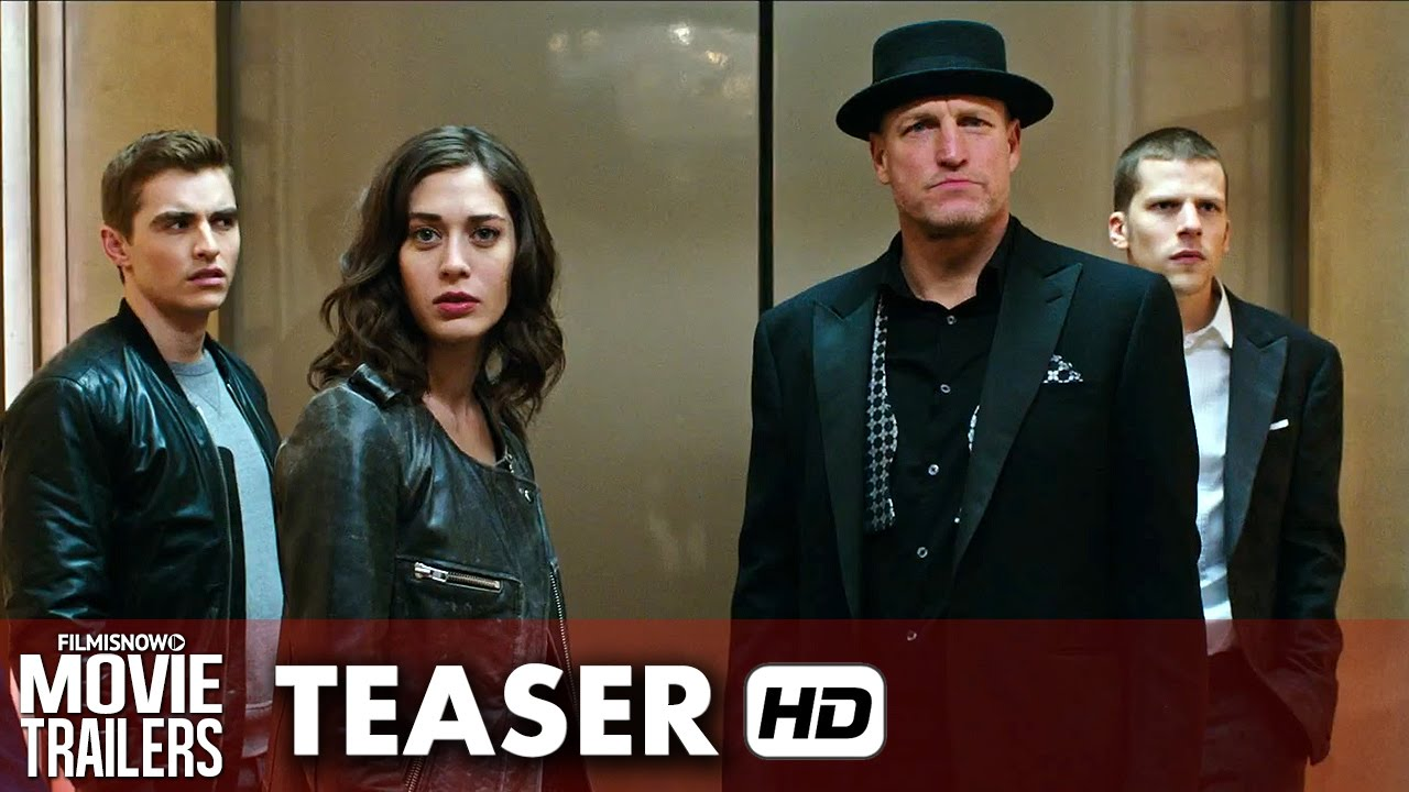 Now You See Me 2 Official UK Teaser Trailer (2016) HD