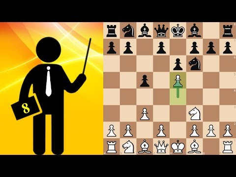 Sicilian Defence. Delayed Alapin Variation - Standard chess #8