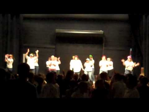 Evolution of Dance- Mountainville Academy 2011