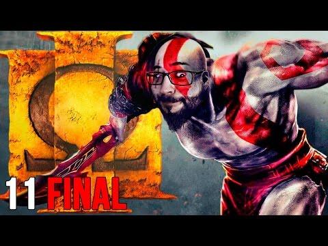 God Of War 3 - Episodio 11 - El Final De Un Dios video