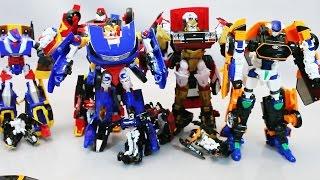 Трансформеры – роботы машины. Развлекающие и развивающие видео обзоры детских игрушек