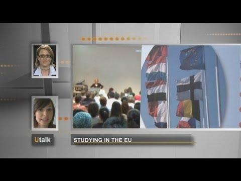 euronews U talk - Studying elsewhere in Europe