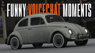 FUNNY VOICECHAT MOMENTS! Forza Horizon 4 [PC 1080p 60fps]