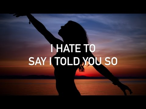 Paramore - Told You So (with lyrics)