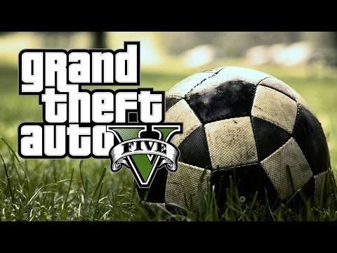 GTA 5 - Piłka Nożna Po Mundialu