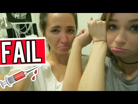Tattoo Fail!! Vlogmas Day 2