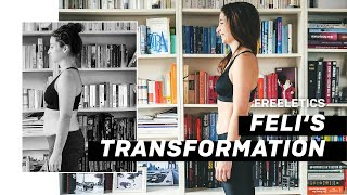 Wedding Ready in just 15 Weeks! Freeletics Bootcamp Transformation