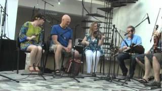 CeltFest Concert at the Casa de la Poesía, Old Havana in April 2011