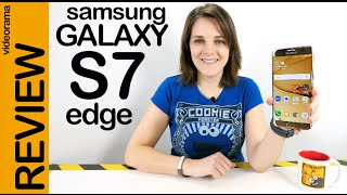 Samsung Galaxy S7 edge review en español | 4K UHD