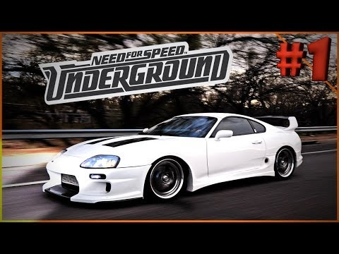 Tomcat Plays | Need For Speed Underground | Part 1 | Our First Car!