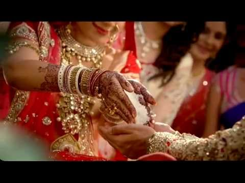 MALABAR GOLD AND DIAMONDS BRIDES OF INDIA 2013 EDITION TVC . ALL LANGUAGES.