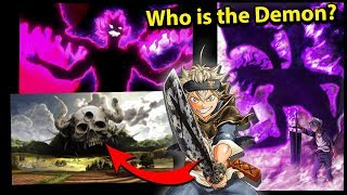 Who is the Demon Inside Asta? - The UGLY TRUTH Behind The Demon God | Black Clover Explained