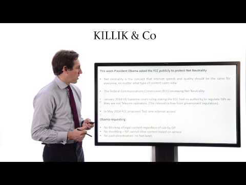 Killik & Co Market Update, 14 November 2014