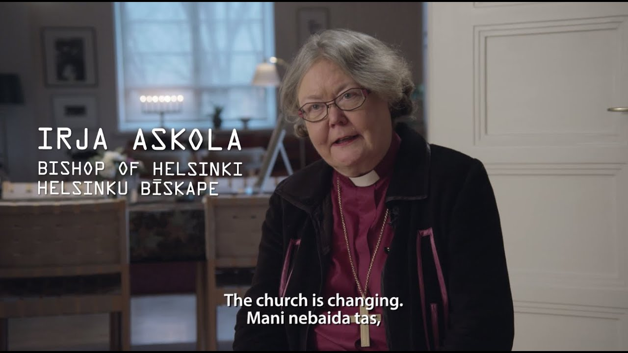 Irja Askola is the reigning Bishop of Helsinki. She is the first female Finnish Bishop of the Evangelical Lutheran Church of Finland. She has earned respect ...