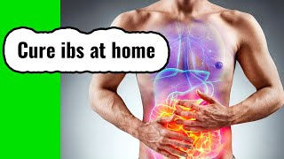 Ibs home remedies. Treat irritable bowel syndrome at home