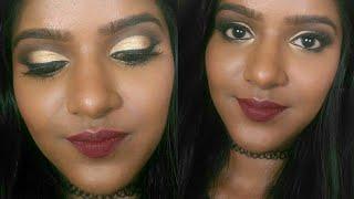 Cut Crease Eye-Using Maybelline Nudes Eyeshadow Palette!