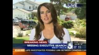 KTLA - Christina Pascucci (June 8th 2012)