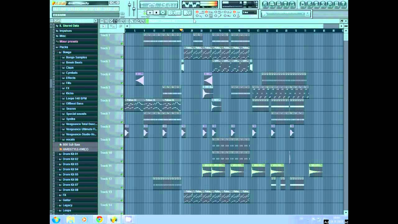 how to make ocarina in fl studio