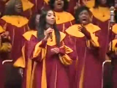 West Angeles COGIC Mass Choir - Praise His Name