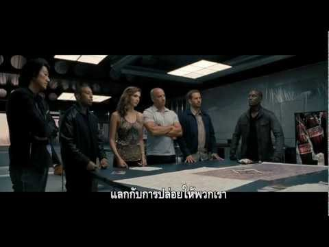Fast & Furious 6 :Big Game Thai Sub (Official)