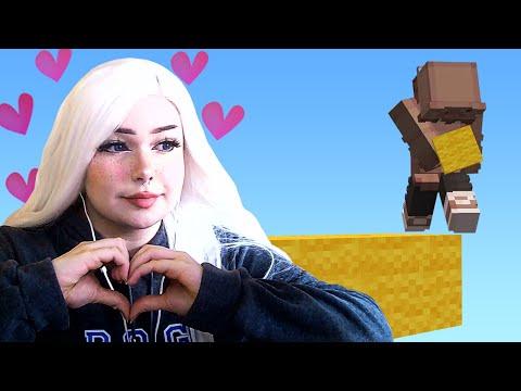 Mädchen fürs Minecraft spielen gekauft!