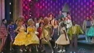 hairspray OBC (Matthew Morrison & Marissa Jaret Winokur) - You Can't Stop The Beat - Conan O'Brien