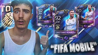 FIFA 18 Mobile #156: FINALMENTE I TOTY!!! ATTACCANTI TOTY PACK OPENING Ita