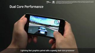 Samsung GALAXY S II Official Demo in HD