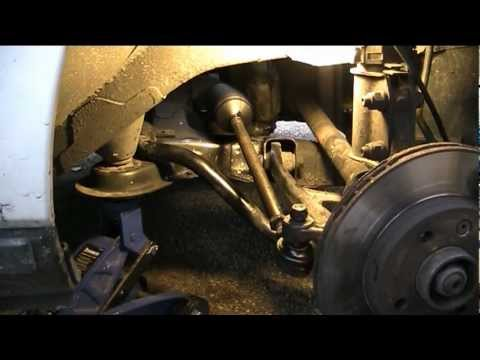 Steering rack boots/ inner tie rods boots replacement