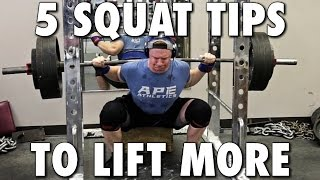 5 Simple Squat Tips That Made Me Stronger & Saved My Squat