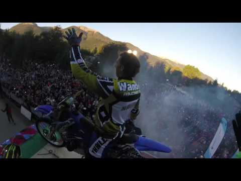 MXGP of Patagonia Argentina 2016 Media Event Preview GoPro Backfllip
