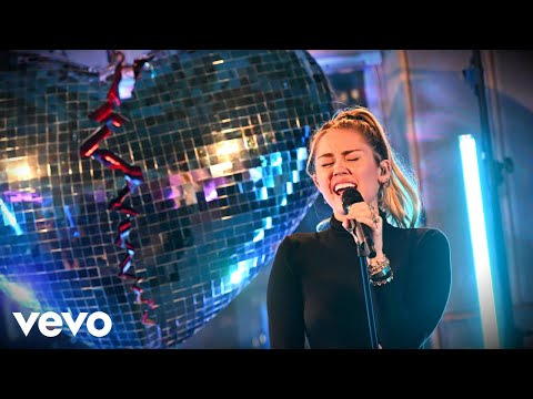 Download Mark Ronson Miley Cyrus  No Tears Left To Cry Ariana Grande cover in the Live Lounge
