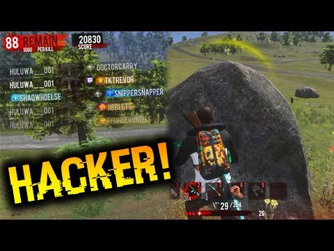 Killed By #1 Hacker in H1Z1! Insane Teleporting and Aimbot Hacks! (KOTK Hacking Gameplay)