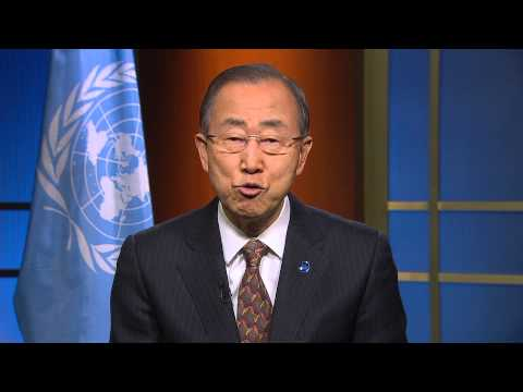 Ban Ki-moon: Message for International Women's Day New York, 8 March 2015