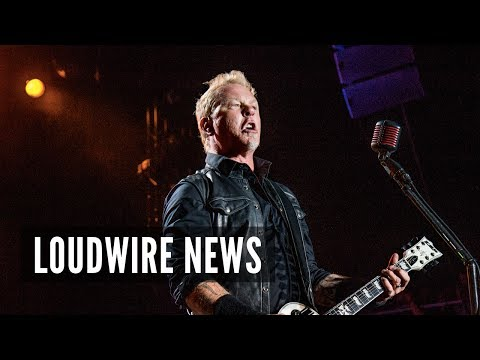 Metallica's James Hetfield to Kendall + Kylie Jenner: 'Show Some Respect'