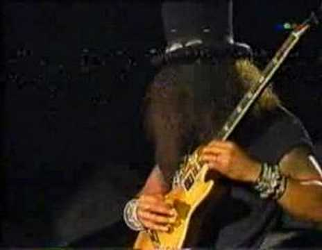 Sick Full Length Slash Solo video