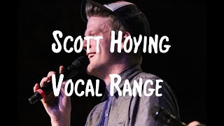 Scott Hoying - Vocal Range (G♯1 - G♯5) (By Axel Fuentes)