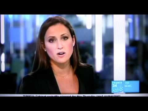 North Africa News from France24  27-01-11