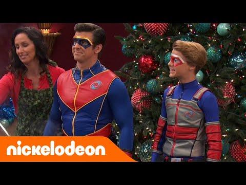 Henry Danger | Fail di Natale per Capitan Man | Nickelodeon