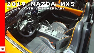 2019 Mazda MX5 Miata 30th Anniversary