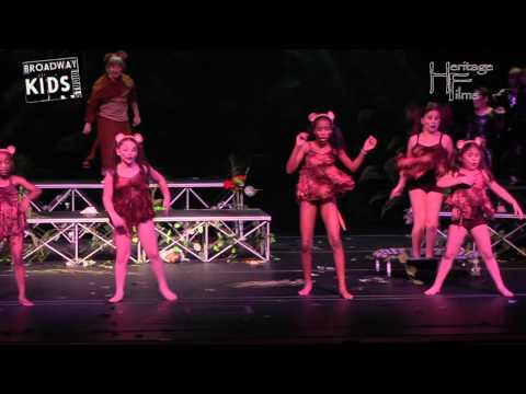 The Jungle Book Kids  -Broadway Kids Theater (2014)