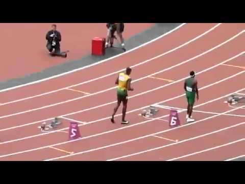 [HD] Usain Bolt | Amazing 200m Final 19.32 | London 2012 Olympic Games | Gold Medal!