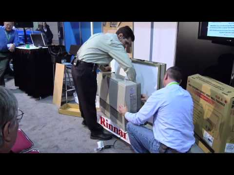 How to Install a Direct-Vent Propane Wall Furnace (Part 5/5)
